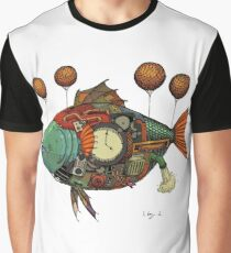 Steam carp Graphic T-Shirt