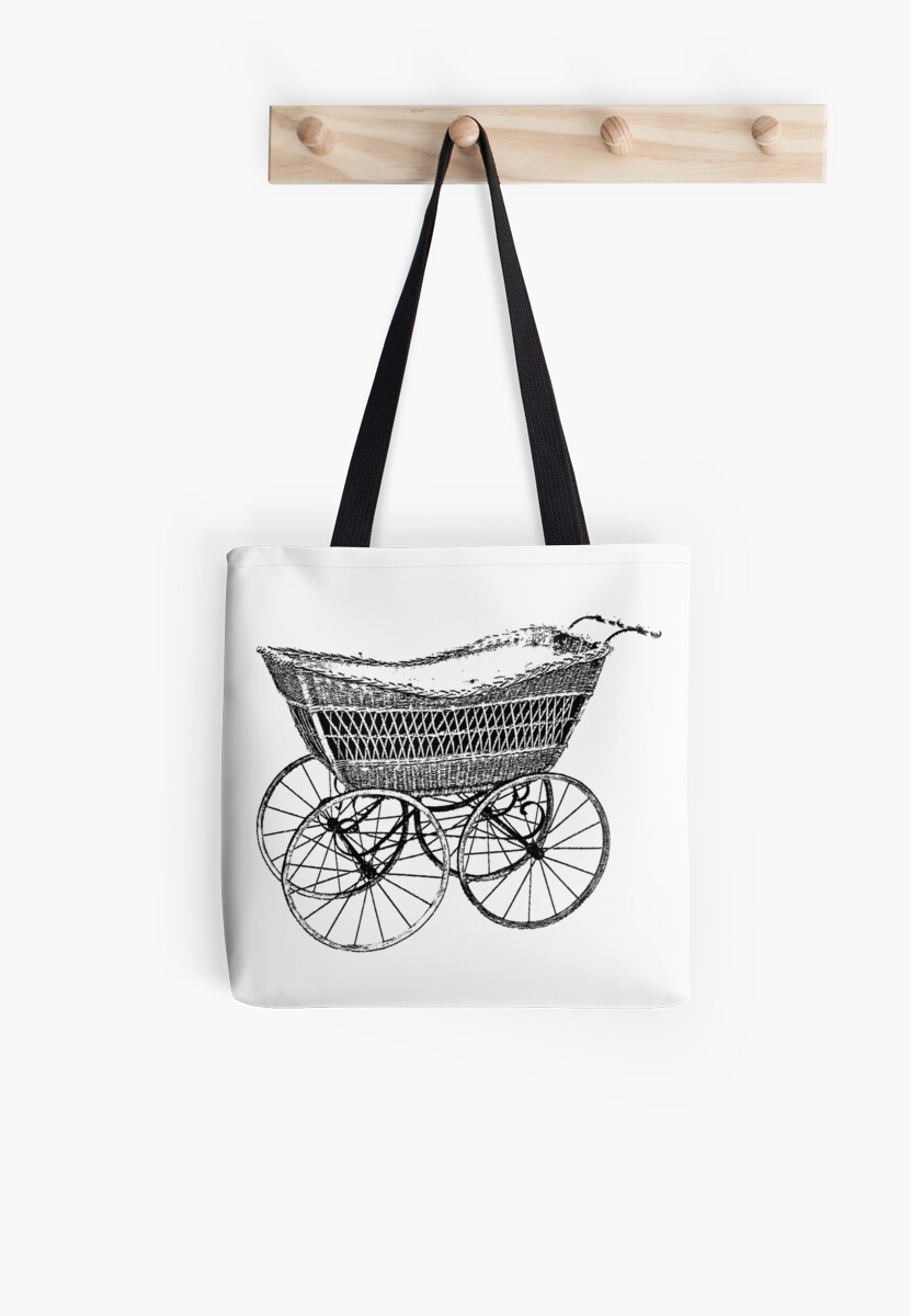 Vintage baby diaper bags gifts
