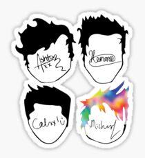5SOS Sticker