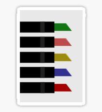 Unlikable Lipsticks Sticker