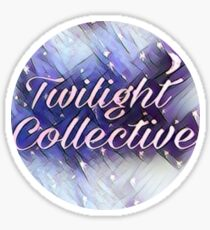 Twilight Collective Logo Sticker