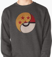 Pokemon Dragon Ball Fusion  Pullover