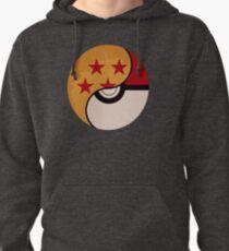 Pokemon Dragon Ball Fusion  Pullover Hoodie