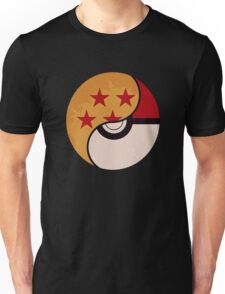 Pokemon Dragon Ball Fusion  Unisex T-Shirt