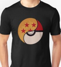 Pokemon Dragon Ball Fusion  T-Shirt