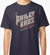 BAILEY BROS BUILDING AND LOAN Classic T-Shirt