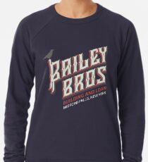 BAILEY BROS Gebäude und Darlehen Leichtes Sweatshirt