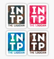 INTP Stickers Sticker