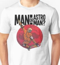 man or astroman T-Shirt