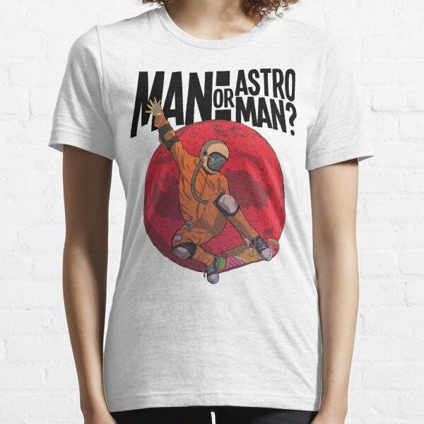 man or astroman Essential T-Shirt