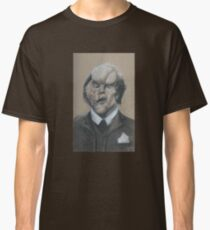 John Hurt as Joseph Merrick (The Elephant Man) Classic T-Shirt