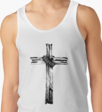 The Old Rugged Cross Men's Tank Top