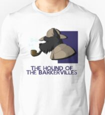THE HOUND OF THE BARKERVILLES Unisex T-Shirt