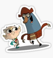 flappin jacks Sticker
