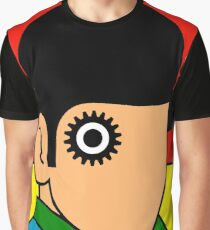 A Clockwork Orange Graphic T-Shirt