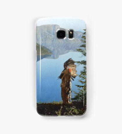 Praying to the Spirits Samsung Galaxy Case/Skin