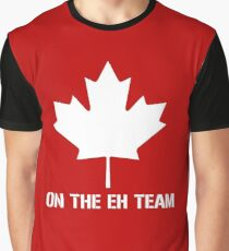 On The Eh Team Graphic T-Shirt