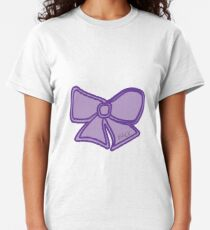 Cheer bow (iBack) Classic T-Shirt