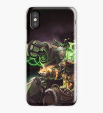 Warcraft Gob Tauren iPhone Case/Skin