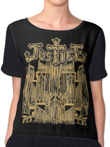 Justice / Waters Of Nazareth Chiffon Top