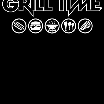Grill Time by jacelio