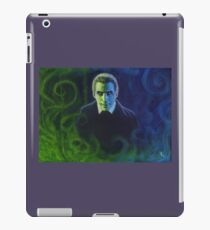 Dracula (Christopher Lee) iPad Case/Skin