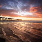 Hermosa Beach, California. by Graham Gilmore