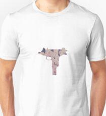 Floral Uzi T-Shirt