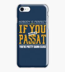 Volkswagen Passat iPhone Case/Skin