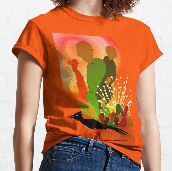 Roadrunner Sunrise Classic T-Shirt