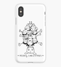 Eleventh Day of Christmas iPhone Case/Skin