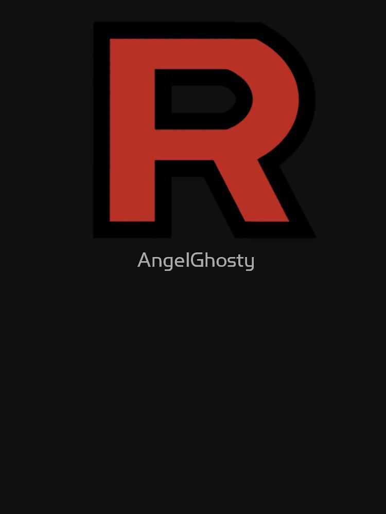 Pokmon Team Rocket Symbol Classic T Shirt By Angelghosty Redbubble
