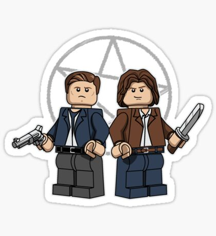 The Brickchesters Sticker