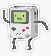 Gameboy Time! Sticker