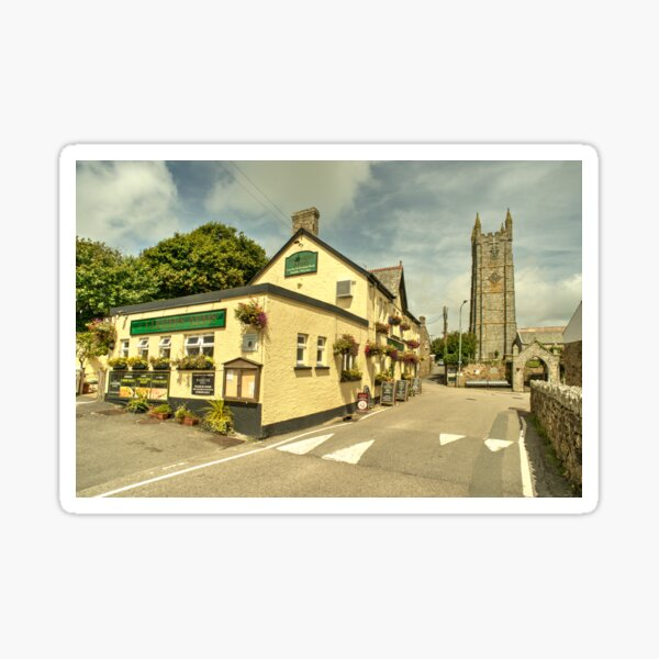 The Farmers Arms  Sticker