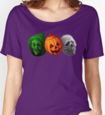 Happy, Happy Halloween! Women's Relaxed Fit T-Shirt