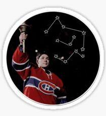 Carey Price Astrology Inspired Sticker