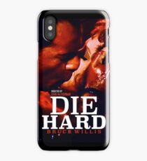 DIE HARD 24 iPhone Case