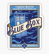 BlueBox Sticker