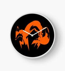 Foxhound - Metal Gear Clock