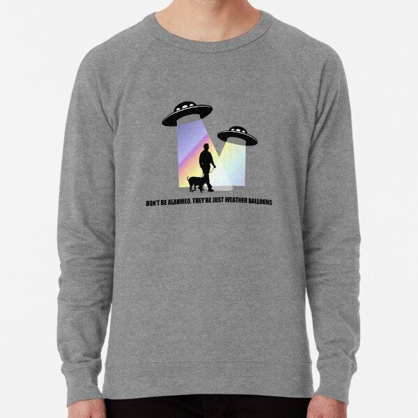 Just Weather Balloons Lightweight Sweatshirt