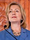 The Honorable Hillary Rodham Clinton by Alex Preiss