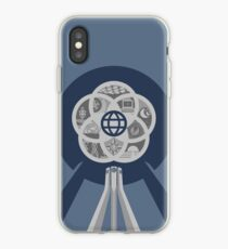 EPCOT Center 30th Variant iPhone Case