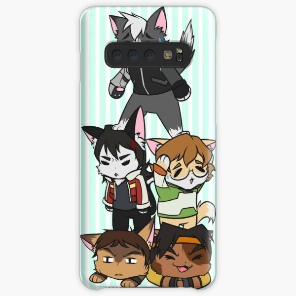 Forming Voltron: Are we doing this correctly? Samsung Galaxy Snap Case