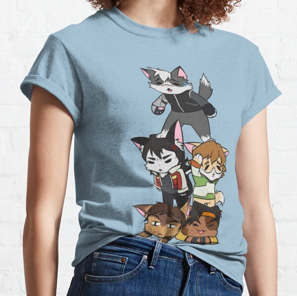 Forming Voltron: Are we doing this correctly? Classic T-Shirt