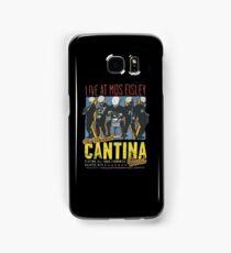 Star Wars - Cantina Band On Tour Samsung Galaxy Case/Skin