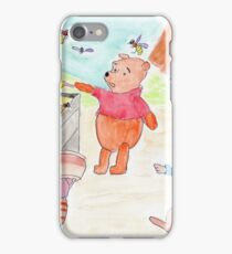 Winnie the Poo and Friends iPhone Case/Skin