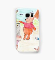 Winnie the Poo and Friends Samsung Galaxy Case/Skin