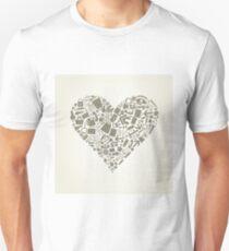Heart office T-Shirt