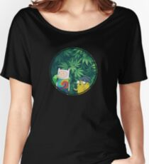 Stoner Time Women's Relaxed Fit T-Shirt